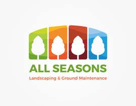 nº 89 pour Design a Logo - All Seasons Gardening and Maintenance Ltd par julianbp