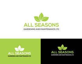 nº 82 pour Design a Logo - All Seasons Gardening and Maintenance Ltd par knsuma7