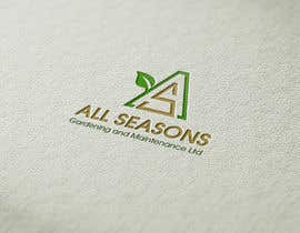 nº 105 pour Design a Logo - All Seasons Gardening and Maintenance Ltd par mamunfaruk