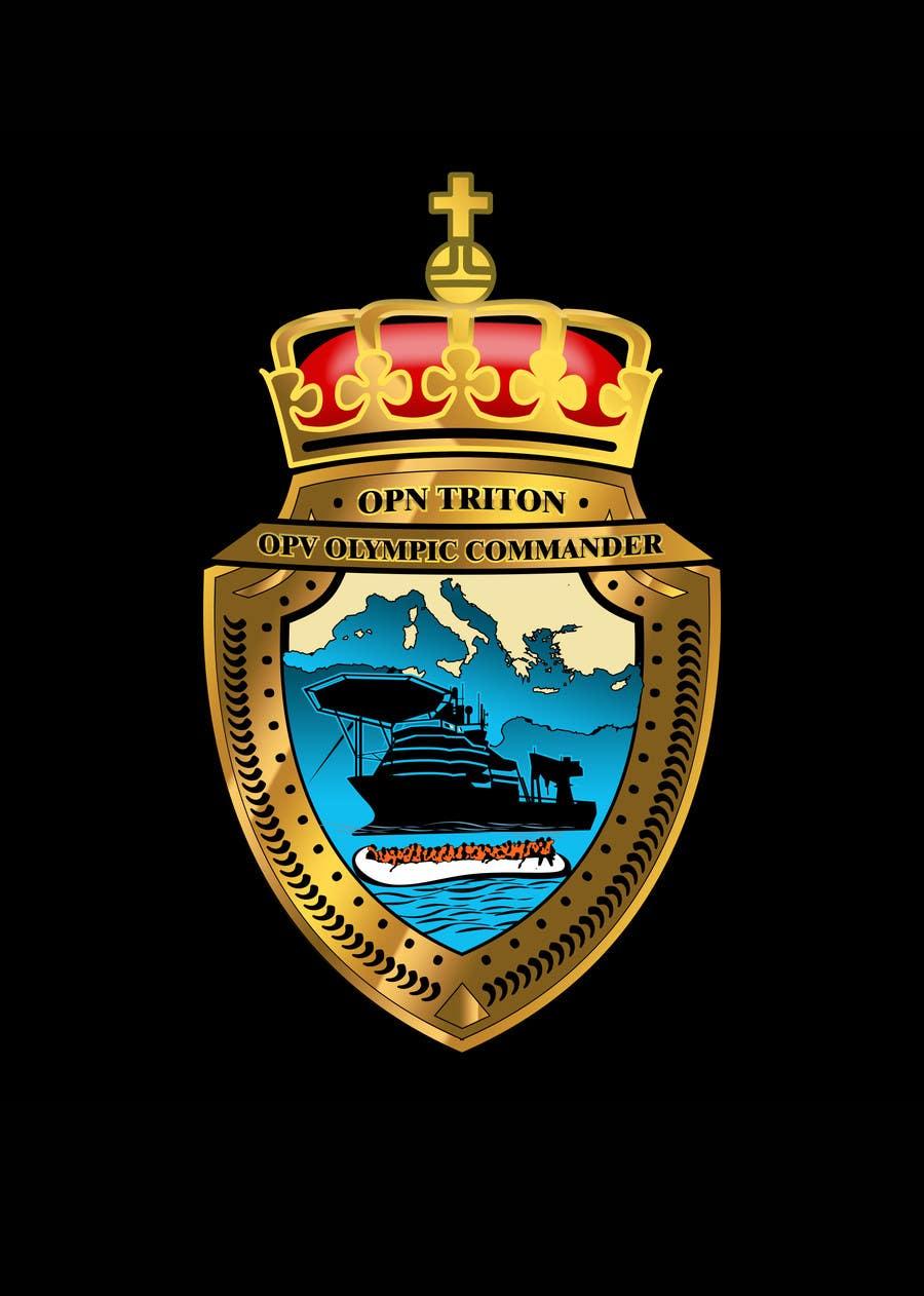 Proposition n°41 du concours Design a logo/crest