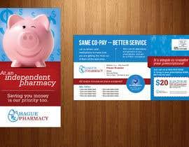 #8 for Design 4 Postcards Front & Back by teAmGrafic