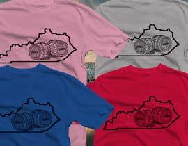 nº 48 pour Design a T-Shirt - Bourbon State par nobelahamed19