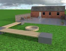 nº 4 pour 3D Modelling - Backyard Vision Layout par shourve