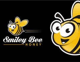 nº 45 pour Smiley Bee Honey par Challengerr