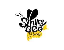 nº 53 pour Smiley Bee Honey par murugeshdecign