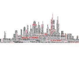 nº 173 pour Design an Image using words for NYC par lokmenshi