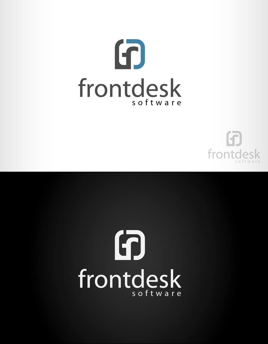 #532 for Logo Design for FrontDesk by oscarhawkins