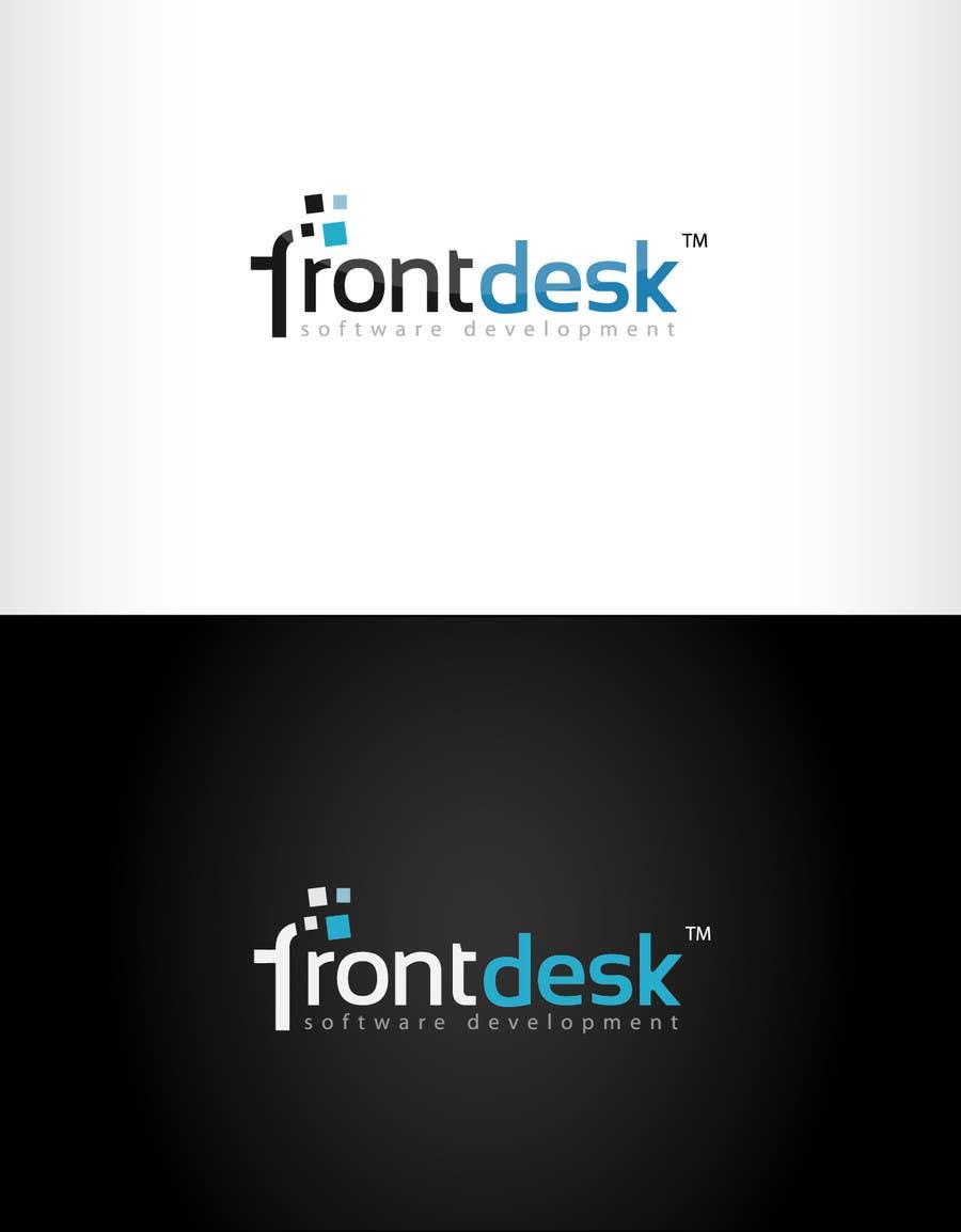 Inscrição nº 437 do Concurso para Logo Design for FrontDesk
