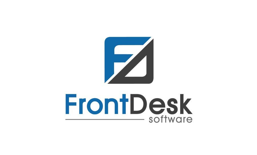 #644 for Logo Design for FrontDesk by soniadhariwal