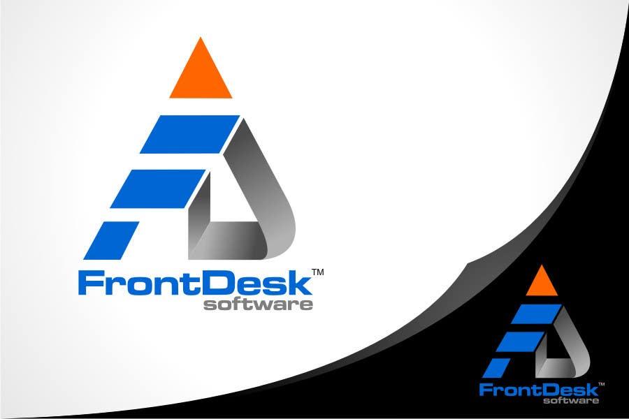 Contest Entry #666 for Logo Design for FrontDesk