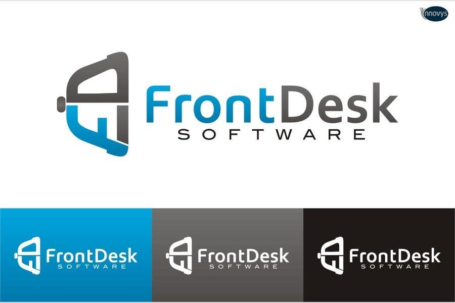 Inscrição nº 608 do Concurso para Logo Design for FrontDesk