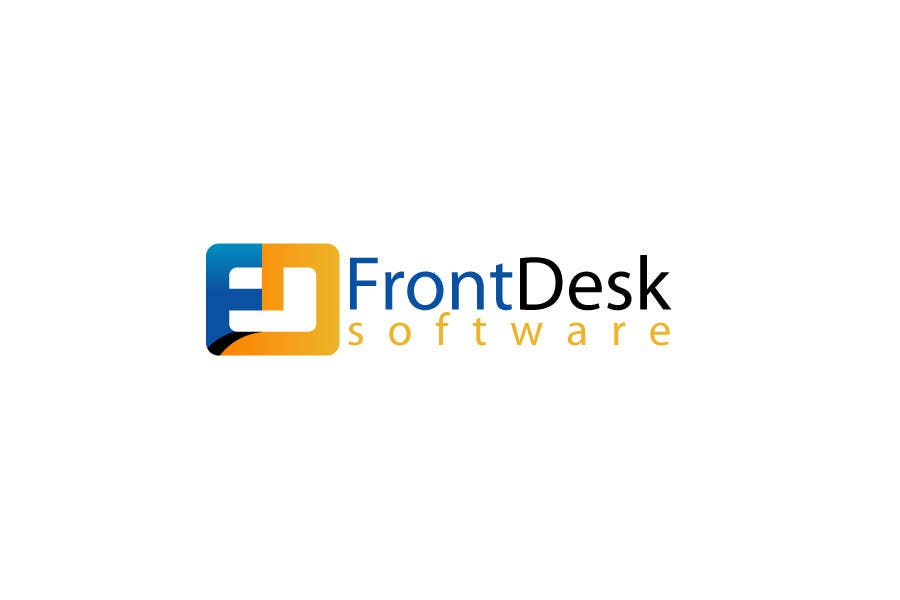 #467 for Logo Design for FrontDesk by won7