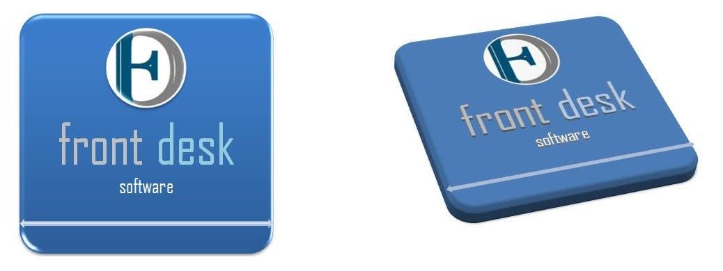 Inscrição nº 460 do Concurso para Logo Design for FrontDesk