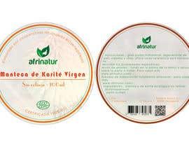 nº 6 pour Design two round labels for a natural product par atasarimci