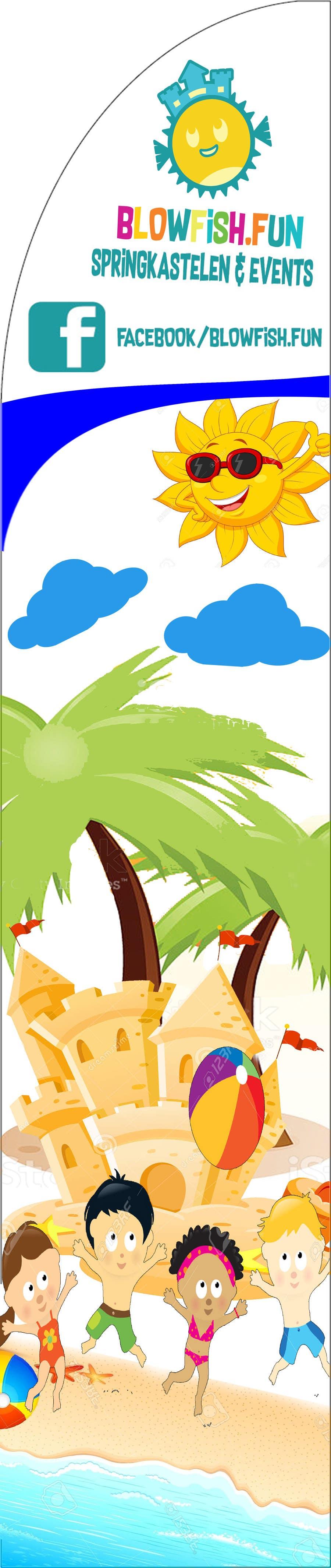 Proposition n°9 du concours Beachflag-design