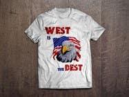 Proposition n° 36 du concours Graphic Design pour west/best t-shirt