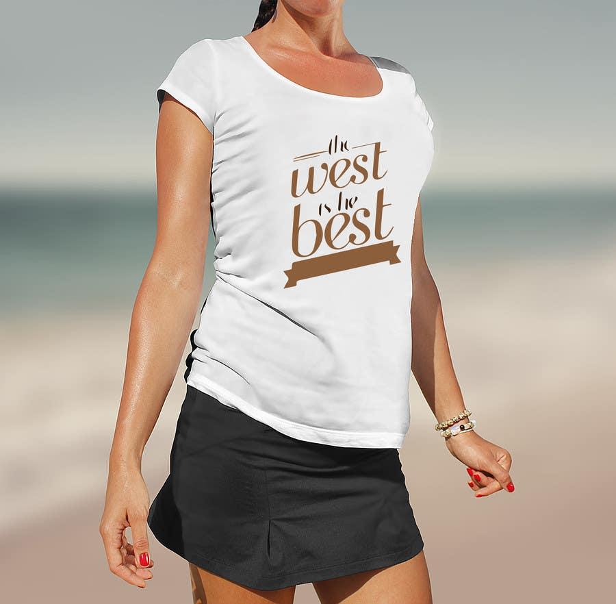 Proposition n°29 du concours west/best t-shirt