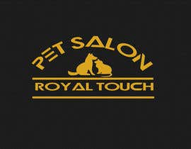 "#513 for Logo Design for ""Royal Touch"" Pet Salon by JohnDigiTech"