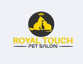 "#519 for Logo Design for ""Royal Touch"" Pet Salon by JohnDigiTech"