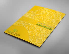 nº 4 pour Design presentation folder artwork par bismillahit