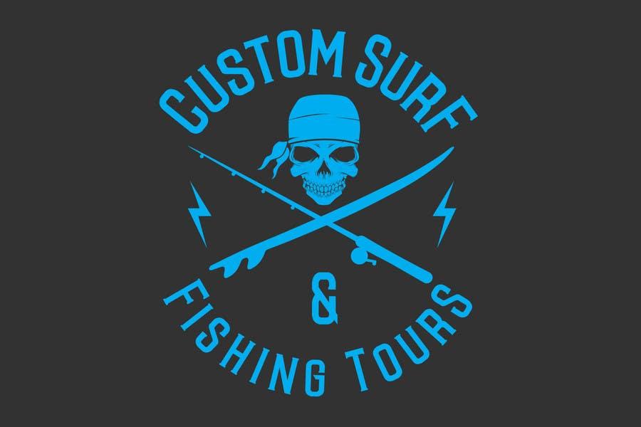 Penyertaan Peraduan #                                        54                                      untuk                                         New Australian Surf Tour Business Needs Awesome Logo