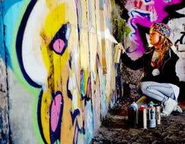 nº 17 pour Graffiti Artist par zerographics