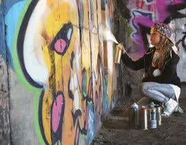 nº 7 pour Graffiti Artist par zidifiras