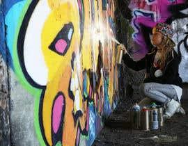 nº 15 pour Graffiti Artist par Neny22
