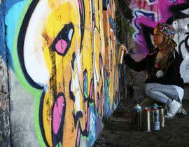 nº 20 pour Graffiti Artist par ShinTeh