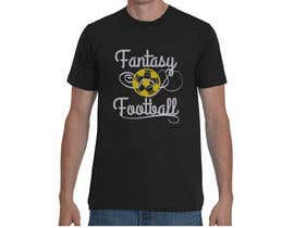 nº 12 pour Typography Tshirt Design for Fantasy Football par designernayma992