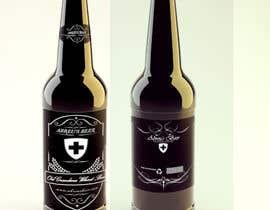 nº 11 pour Design a Logo and labels for Beer Bottles par roy91591
