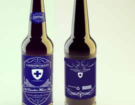#13 for Design a Logo and labels for Beer Bottles by roy91591