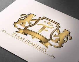 nº 14 pour Team Fearless Logo Design par Nishat360