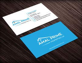 nº 40 pour Design some logo on a business card par Kamrunnaher20