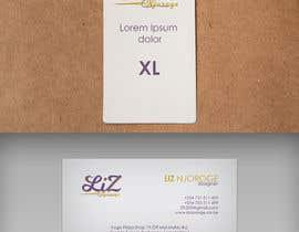 nº 48 pour Logo, Cloth design labels, Banner, Business Cards, Letter Head design for Liz Njoroge par iffatraihana21