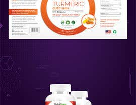 nº 26 pour Design Product Label For Vitamin Bottle par arslanizaya