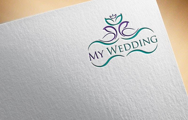 Proposition n°84 du concours Wedding Website Logo