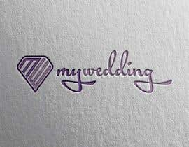 nº 91 pour Wedding Website Logo par mindreader656871