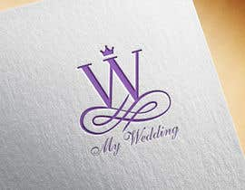 nº 65 pour Wedding Website Logo par fahadHassan160