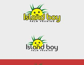 nº 47 pour Develop logo and name for palm tree cutting business. par danijelaradic