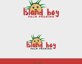 nº 48 pour Develop logo and name for palm tree cutting business. par danijelaradic