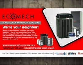 nº 4 pour Design a Flyer for our HVAC (Heating and Cooling) Company par meenapatwal