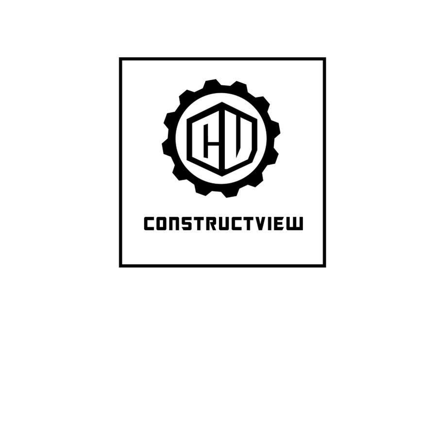 Proposition n°205 du concours ConstructView Logo