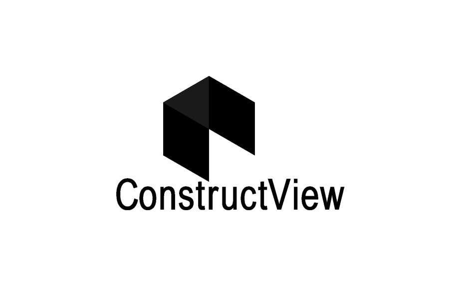 Proposition n°194 du concours ConstructView Logo
