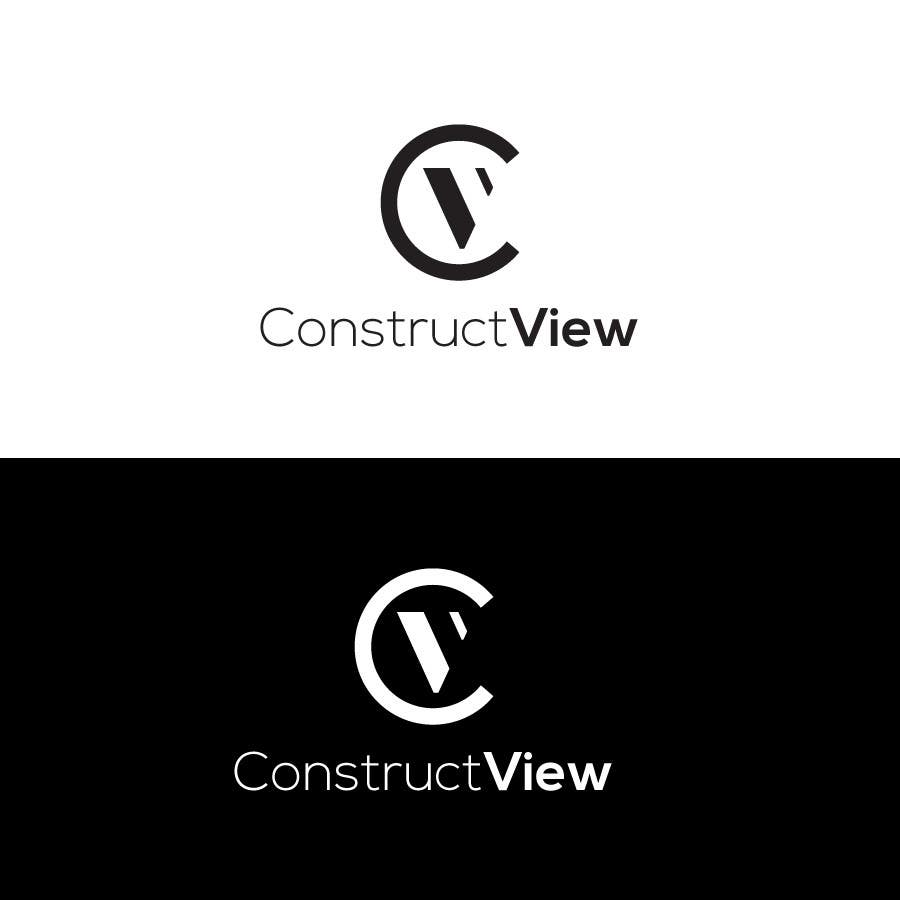 Proposition n°202 du concours ConstructView Logo