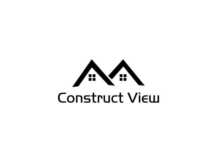 Proposition n°113 du concours ConstructView Logo