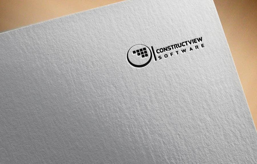 Proposition n°48 du concours ConstructView Logo