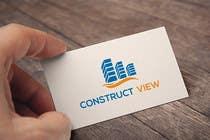 Proposition n° 21 du concours Graphic Design pour ConstructView Logo