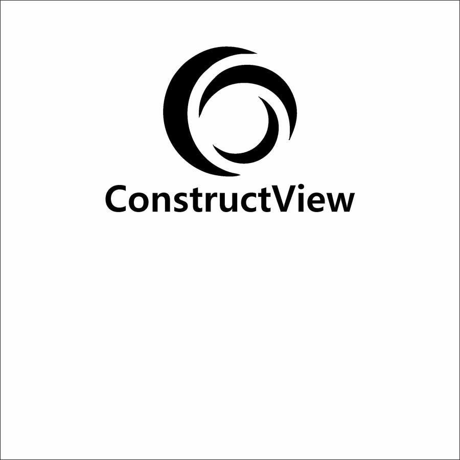 Proposition n°177 du concours ConstructView Logo