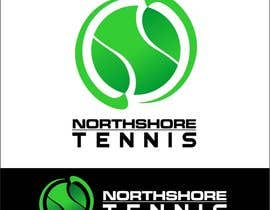 #320 para Logo Design for Northshore Tennis por arteq04